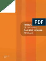 Protocolo Tratamento Raiva Humana