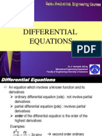 Engineering Mathematics Differential Equations