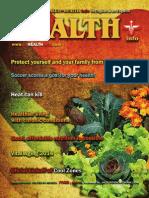 Salud+ HEALTH Info * English >  Live Healthy!