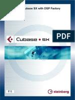 Using Cubase SX DSP Factory