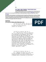 062414 - Noticebypublication - Illinois Compiled Statutes