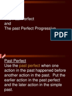 Past Perfect vs Past Continuous