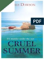 Cruel Summer by James Dawson Extract