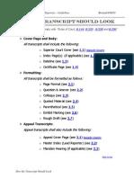Transcript Guidelines (6!10!13)