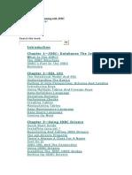 Java Database Programming With JDBC (Cariolis)
