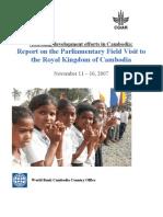 Cambodia Field Visit Report FINAL2