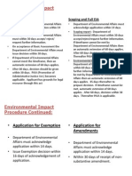Environmental Impact Assessment Processes in South Africa