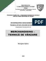 05. Merchandising - Tehnica de Vanzari