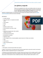 Todomanualidades.net-Como Hacer Piatas Con Globos y Engrudo