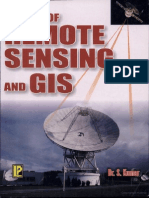 Basics of Remote Sensing and GIS by S Kumar