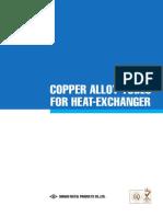 KOBELCO-Copper-Alloy Tubes for Heat Exchangers