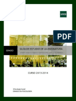 Guia de Estudio 2013-2014 Social
