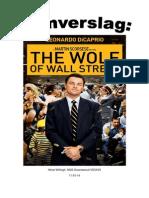 filmverslag ckv thewolfofwallstreet