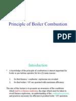 Principle of Boiler Combustion