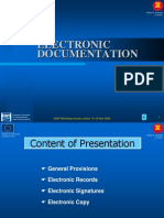 Documentation Electronic ASEAN