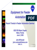 Equipment for Feeder Automation