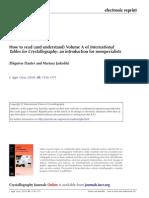 Ze Crystallography