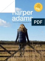 Harper-Adams (Good Sense of Atmosphere)