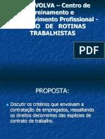 Modulo I - Curso Rotinas Trabalhistas