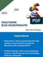 Psikotropik