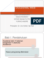 Duodenal Web