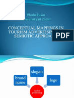Conceptual Mappings in Tourism Advertising