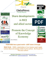 24th June,2014 Daily Global Rice E-Newsletter by Riceplus Magazine