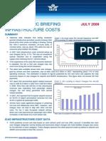 Infrastructure Costs Jul09