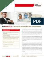 Security Feature Brochure 20130305 Standard