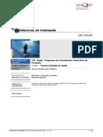 Referencial EFA Técnico Auxiliar de Saúde