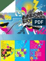 Aaron Roselo Portfolio 2014