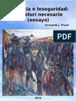 Violencia e Inseguridad El Bisturi Necesario Pisani