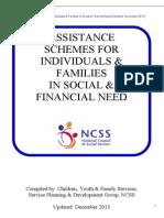 Assistance Schemes