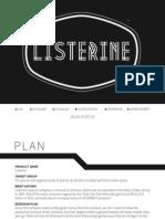 Listerine Brand Portal Final Version 1