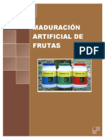 LAB 3 Maduracion Artificial de Frutas
