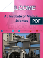A J Institute of Medical Sciences