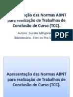 apresentação tcc