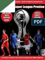 Women's Super League Preview