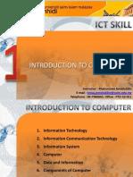 Lab 1 - Computer Intro (Part 1)