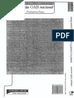 Coleção OAB Nacional - Primeira Fase, Vol.09 (2009) - Russo, Luciana - Direito Constitucional