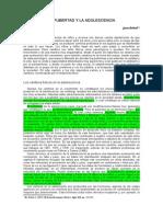 1- LA PUBERTAD Y LA ADOLESCENCIA(Delval,Juan).doc