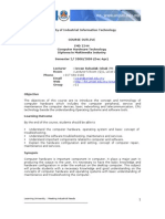 IMD 2244 - Computer Hardware Technology 2-2008-2009 - Mr Su