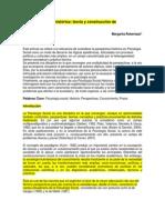 Psicología Social Histórica
