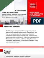 CON8479 Bastidas-CON8479 Advanced E-BusinessSuite Architectures