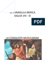La Peninsula Iberica