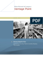 Grocery Retail in Flux - Harnessing 5 Key Trends Currently Shaping the Industry