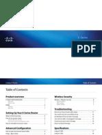 Manual Routers MULTI UG WEB,0 Cisco