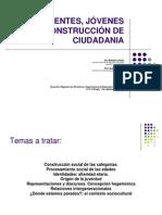 ADOLESCENTES, JÓVENES Y CONSTRUCCIÓN DE CIUDADANIA.ppt