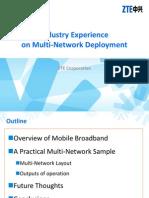 09_02_ZTE-Industry Experience on Multi-Network Deployment_En r2