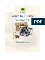 Arbol Genealogico My Heritage (Manual)